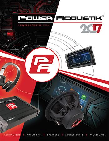 2016 PowerAcoustik Catalog