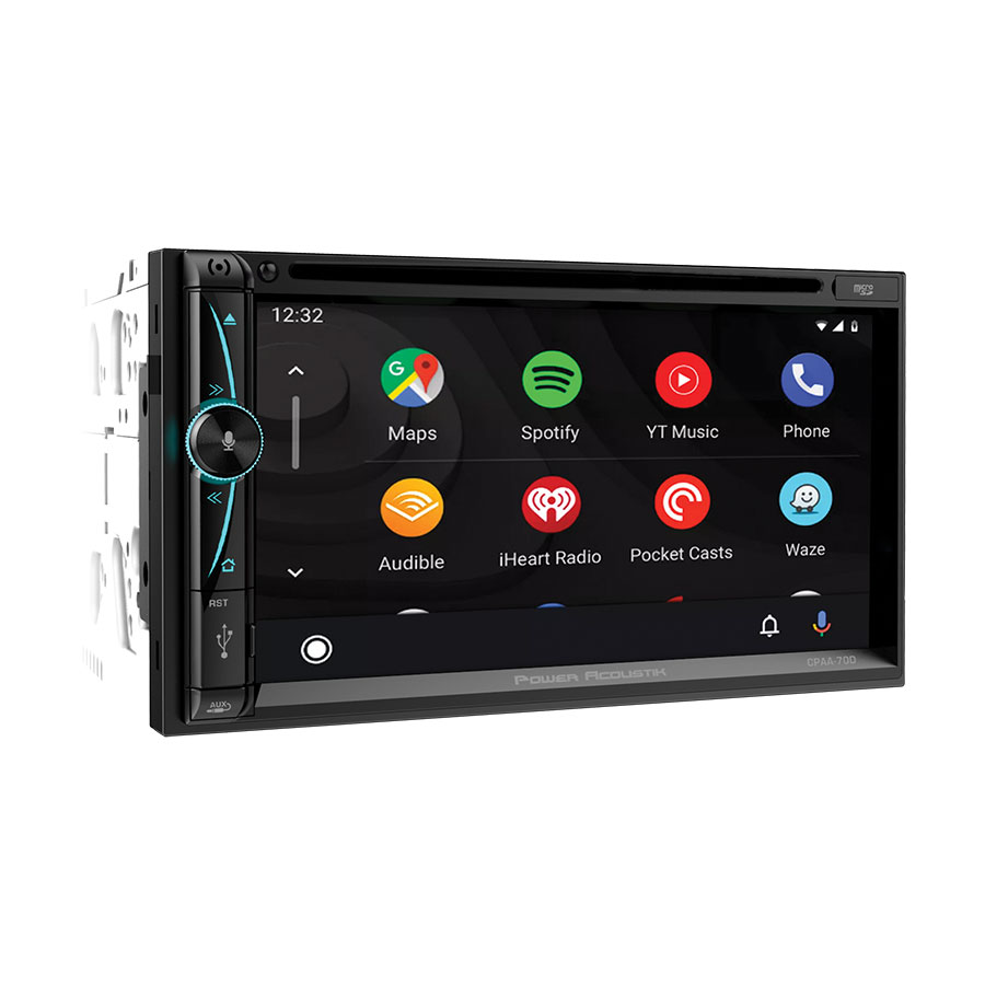 Power Acoustik PD-623B 2-DIN Source Unit with Bluetooth//6.2 LCD Power Acoustik PD-623B 2-DIN Source Unit with Bluetooth//6.2 LCD