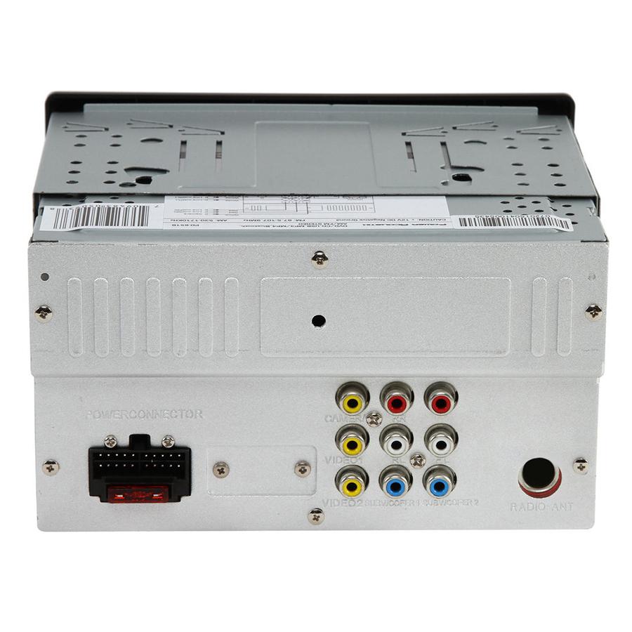 PD-651B - Power Acoustik   Power Acoustik Dvd Wiring Diagram      Power Acoustik