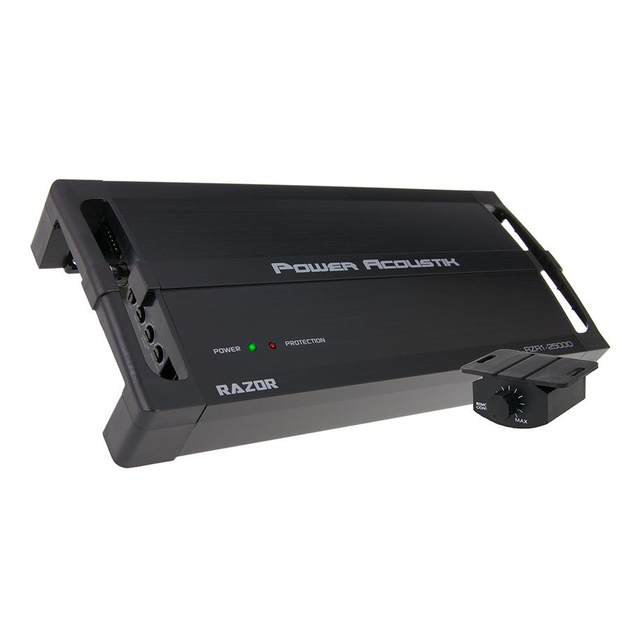 RZR1-2500D Amplifier