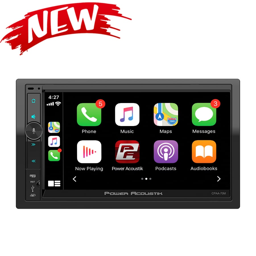 CPAA-70M Double Din